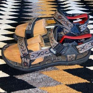 Teva River Rubber Sandals Mens shoes size 13